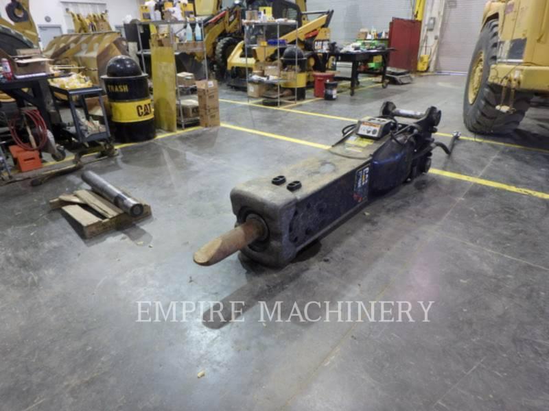CATERPILLAR  HAMMER H130ES equipment  photo 4