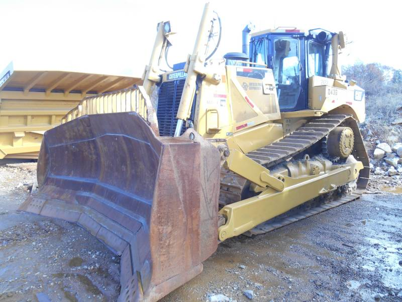CATERPILLAR MINING TRACK TYPE TRACTOR D8T equipment  photo 1
