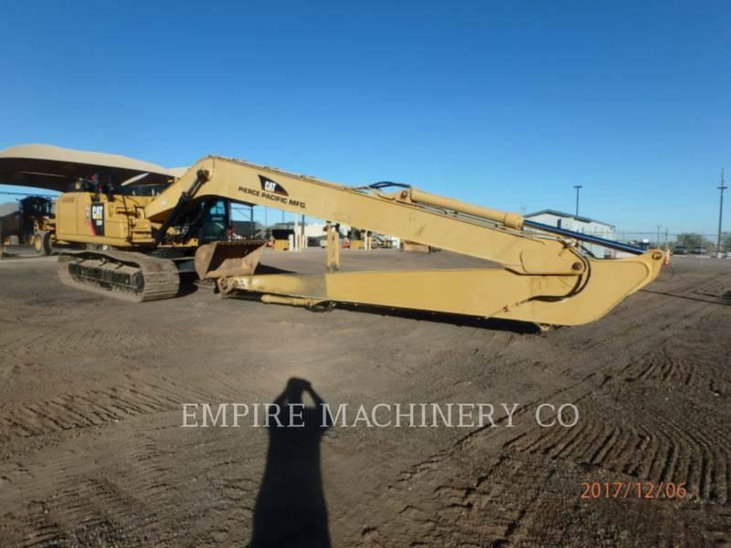 CATERPILLAR TRACK EXCAVATORS 336FL LR equipment  photo 1
