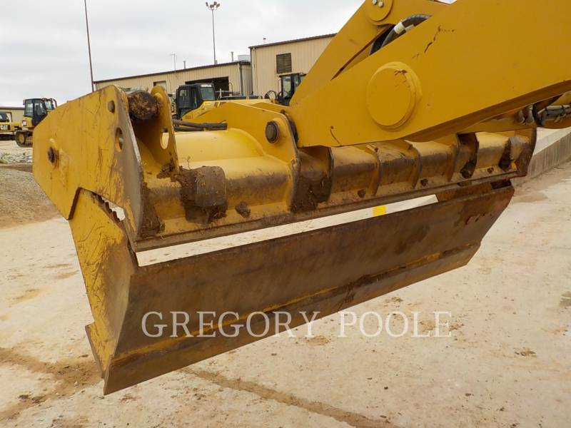CATERPILLAR BAGGERLADER 416FST equipment  photo 14