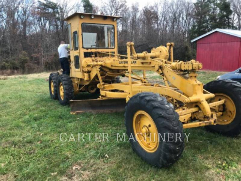 CATERPILLAR MOTORGRADER 12E equipment  photo 5
