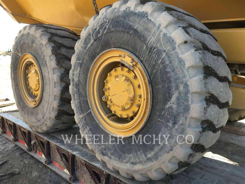 CATERPILLAR ARTICULATED TRUCKS 730 TG equipment  photo 5