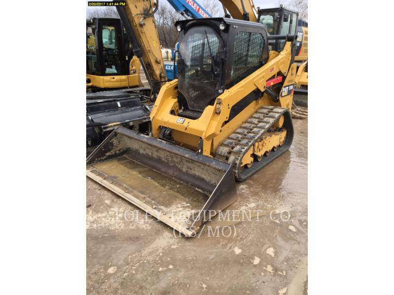 CATERPILLAR MINICARREGADEIRAS 259DSTD2CA equipment  photo 1