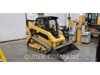 Equipment photo CATERPILLAR 259D PALE COMPATTE SKID STEER 1
