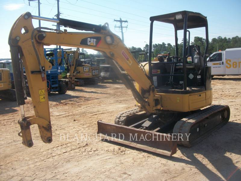 CATERPILLAR TRACK EXCAVATORS 303.5E equipment  photo 2