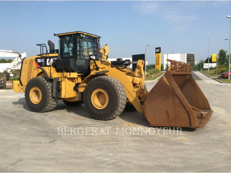 CATERPILLAR CARGADORES DE RUEDAS 966K XE equipment  photo 7