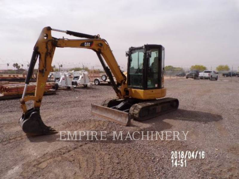 CATERPILLAR KETTEN-HYDRAULIKBAGGER 305E2 CA equipment  photo 1