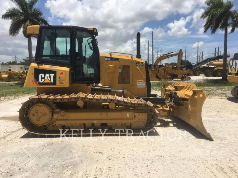 CATERPILLAR TRATTORI CINGOLATI D6K2LGP equipment  photo 9