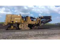 CATERPILLAR COLD PLANERS PM-200 equipment  photo 3