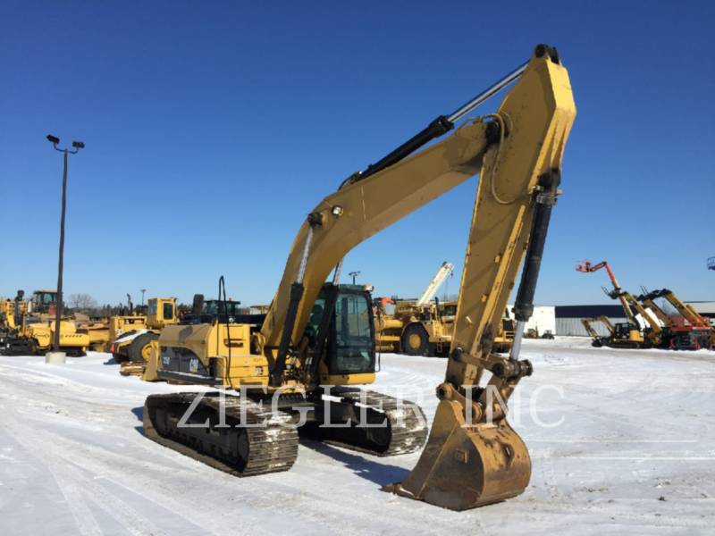 CATERPILLAR TRACK EXCAVATORS 325DL equipment  photo 4