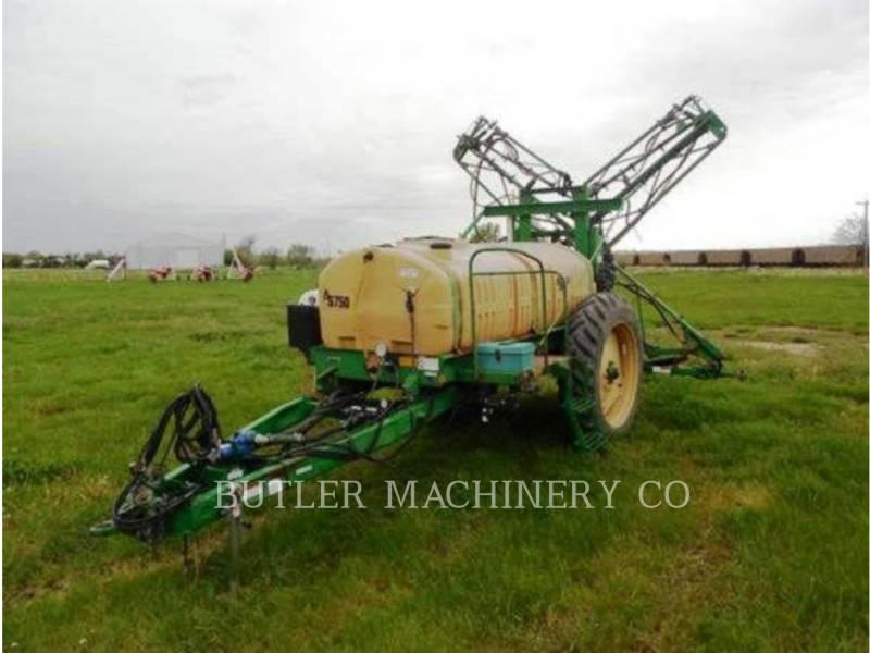 GREAT PLAINS SPRAYER TS750PH equipment  photo 1