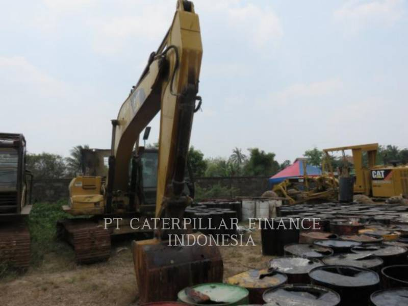 CATERPILLAR PELLES SUR CHAINES 320D equipment  photo 12