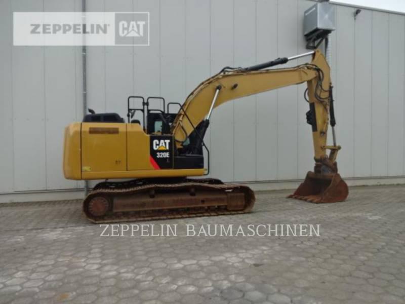CATERPILLAR ESCAVATORI CINGOLATI 320EL equipment  photo 8