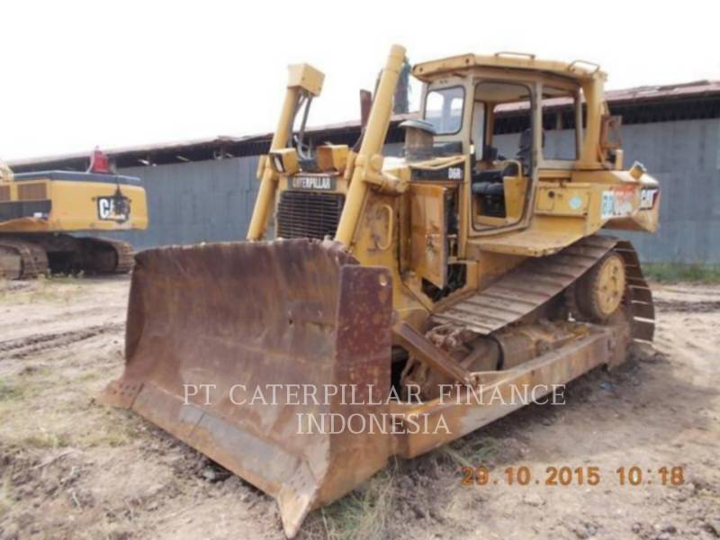 CATERPILLAR TRACTOR DE CADENAS PARA MINERÍA D6RIII equipment  photo 2