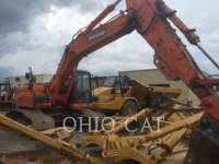 DAEWOO KETTEN-HYDRAULIKBAGGER DX255LC equipment  photo 1