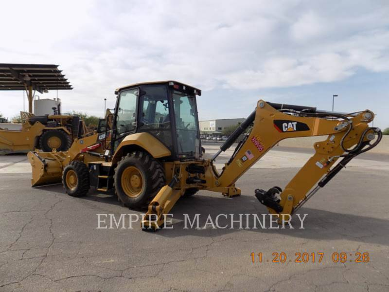 CATERPILLAR KOPARKO-ŁADOWARKI 420F2ST equipment  photo 3