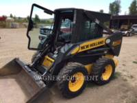 Equipment photo NEW HOLLAND LTD. L175 SKID STEER LOADERS 1