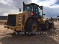 CATERPILLAR WHEEL LOADERS/INTEGRATED TOOLCARRIERS 950H FC equipment  photo 5