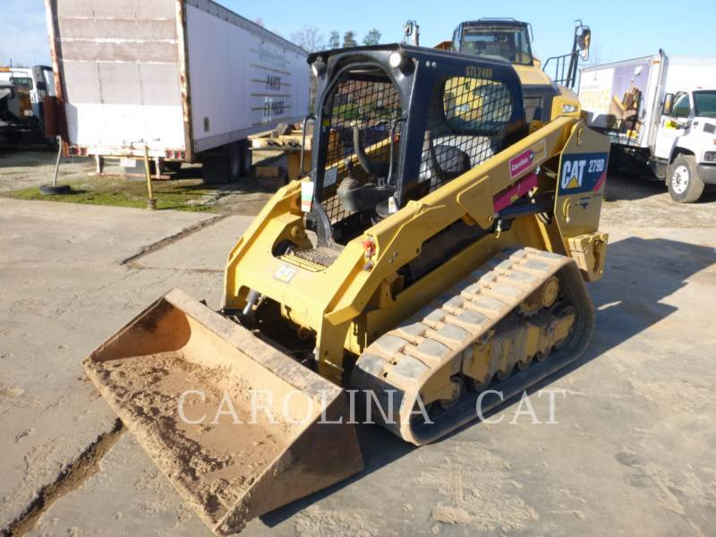 CATERPILLAR TRACK LOADERS 279D equipment  photo 3