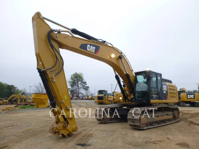 CATERPILLAR TRACK EXCAVATORS 336FLQC equipment  photo 4