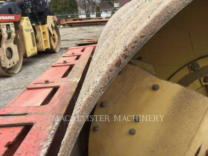 DYNAPAC EINZELVIBRATIONSWALZE, GLATTBANDAGE CA250D equipment  photo 11