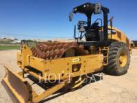 CATERPILLAR VIBRATORY SINGLE DRUM ASPHALT CP56B equipment  photo 2
