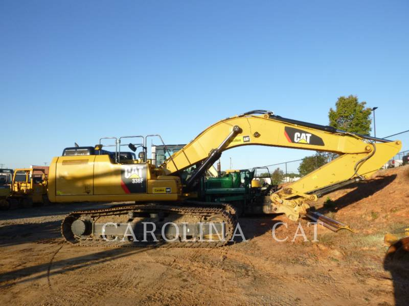 CATERPILLAR KOPARKI GĄSIENICOWE 336F equipment  photo 1
