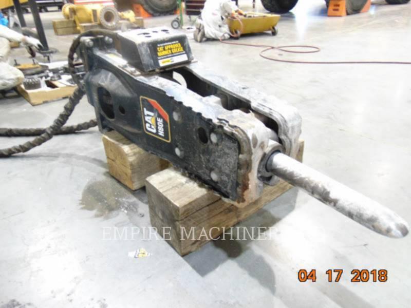 CATERPILLAR  HAMER H80E 420 equipment  photo 1