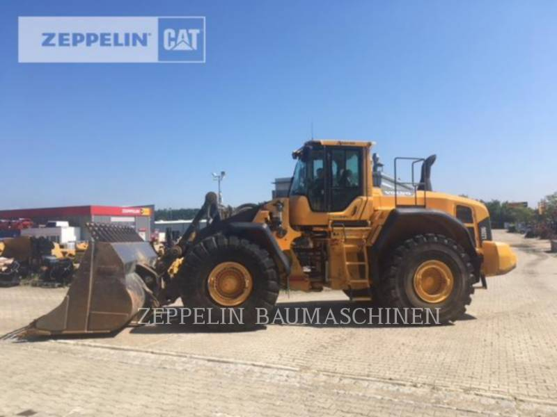 VOLVO CONSTRUCTION EQUIPMENT WHEEL LOADERS/INTEGRATED TOOLCARRIERS L220 equipment  photo 6