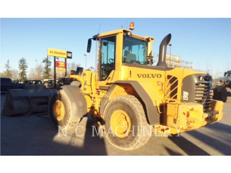 VOLVO CONSTRUCTION EQUIPMENT WHEEL LOADERS/INTEGRATED TOOLCARRIERS L90 equipment  photo 3