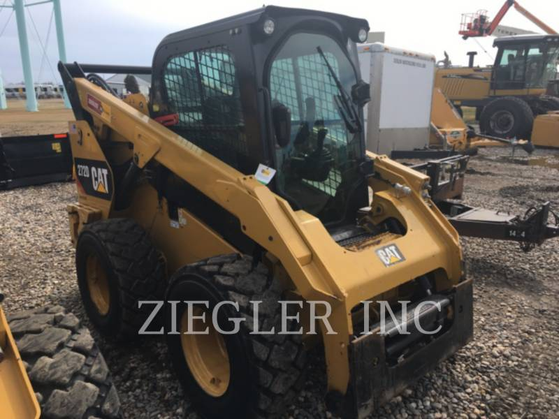 CATERPILLAR MINICARGADORAS 272DSR equipment  photo 4