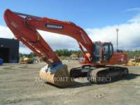 DOOSAN INFRACORE AMERICA CORP. KETTEN-HYDRAULIKBAGGER DX420 equipment  photo 1