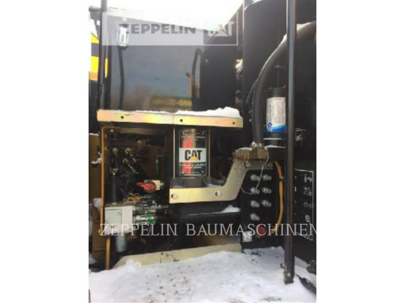 CATERPILLAR WHEEL EXCAVATORS M316D equipment  photo 20