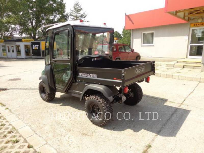 CLUB CAR UTILITY VEHICLES / CARTS CARRYALL 1500 4WD equipment  photo 3