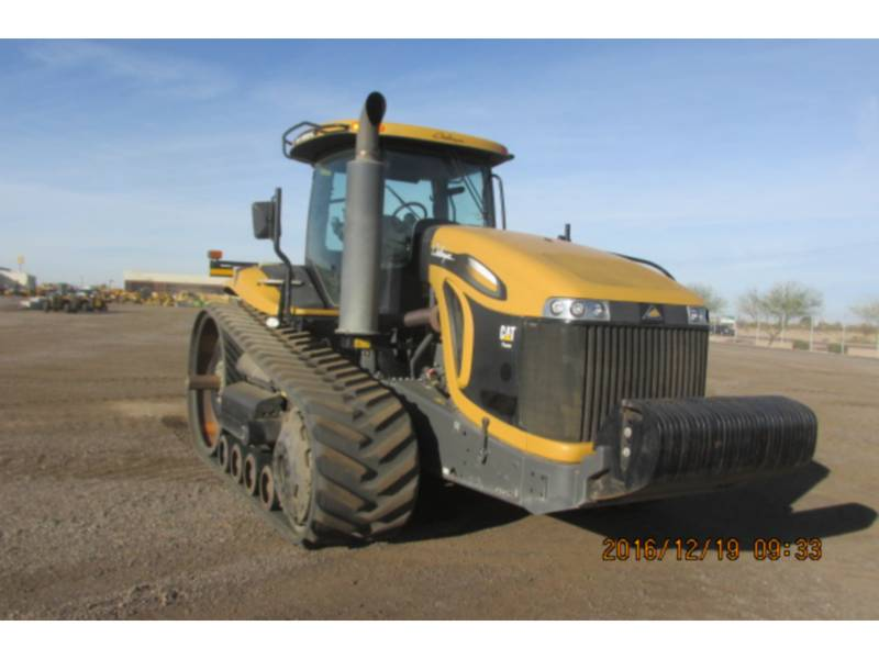 CATERPILLAR TRACTORES AGRÍCOLAS MT855C equipment  photo 6