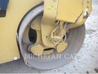 CATERPILLAR VIBRATORY DOUBLE DRUM ASPHALT CB-564D equipment  photo 18
