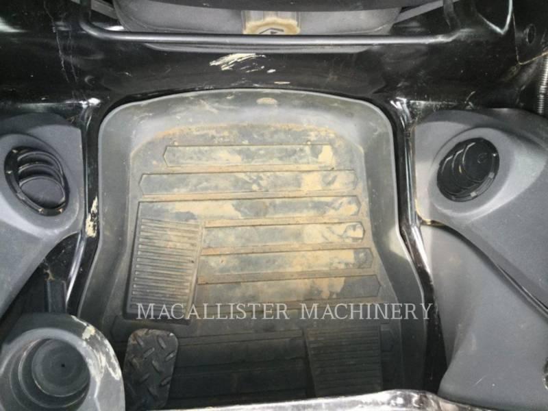 CATERPILLAR CARGADORES MULTITERRENO 259D equipment  photo 16