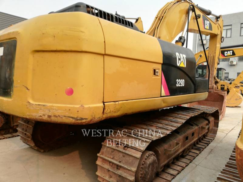 CATERPILLAR KETTEN-HYDRAULIKBAGGER 329D equipment  photo 1