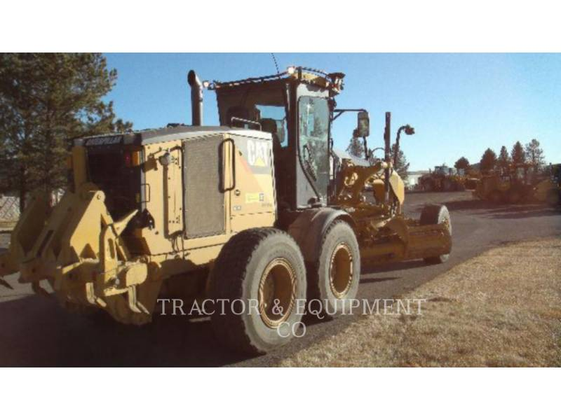 CATERPILLAR NIVELEUSES 160M equipment  photo 4