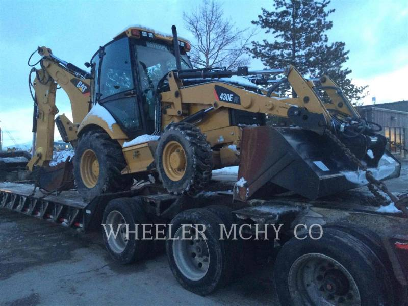 CATERPILLAR BAGGERLADER 430E ITECF equipment  photo 4