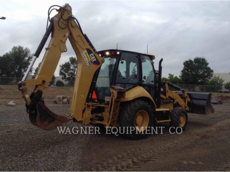 CATERPILLAR BAGGERLADER 430FIT equipment  photo 3