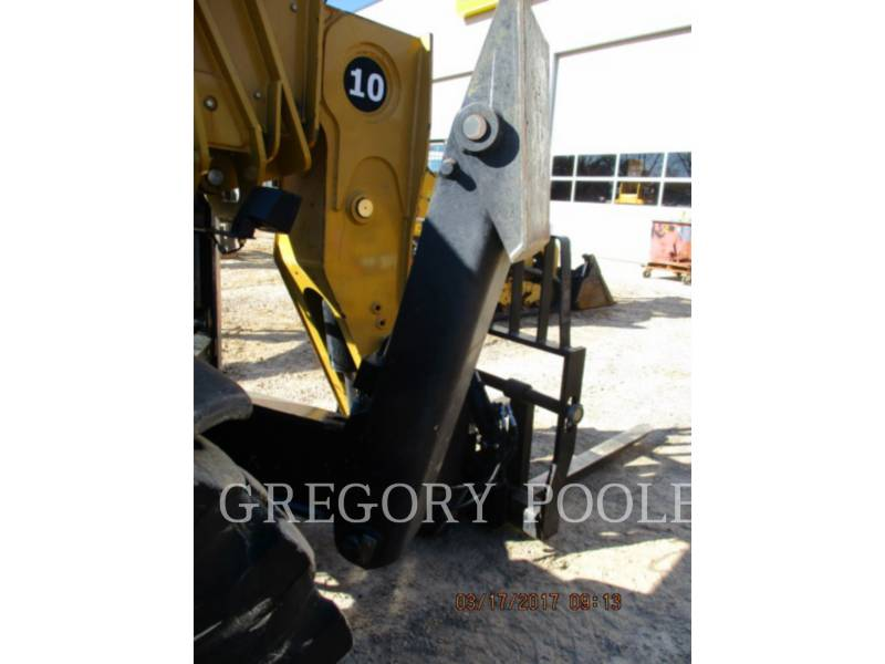CATERPILLAR TELEHANDLER TL1055 equipment  photo 11