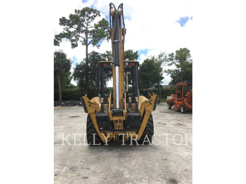 CATERPILLAR BAGGERLADER 415F2ST equipment  photo 4