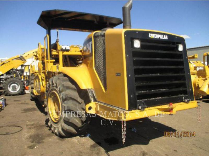 CATERPILLAR STABILIZERS / RECLAIMERS RM-500 equipment  photo 2
