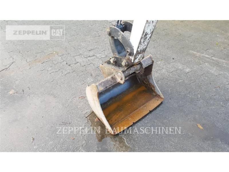 BOBCAT トラック油圧ショベル E19 equipment  photo 5