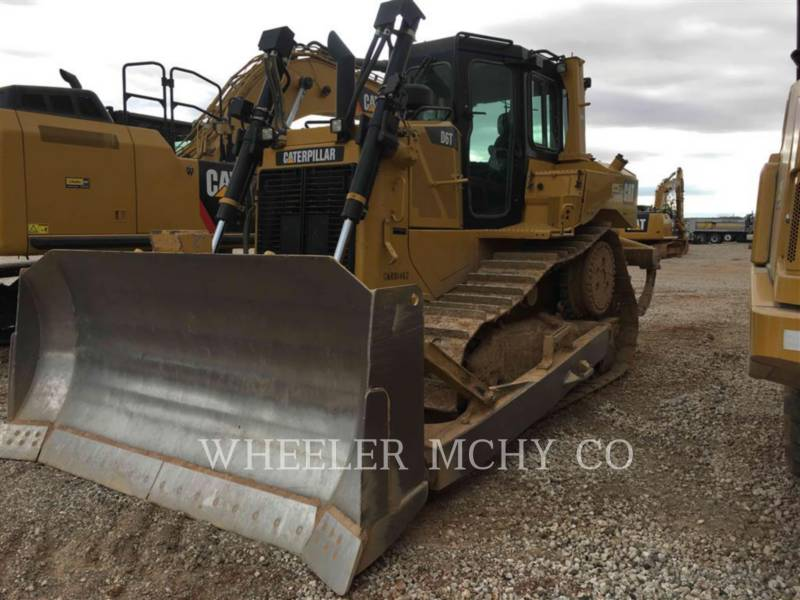 CATERPILLAR TRACTORES DE CADENAS D6T XL ARO equipment  photo 4