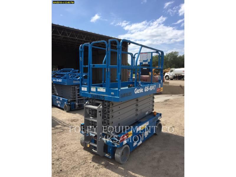 GENIE INDUSTRIES ELEVADOR - TESOURA GS4047 equipment  photo 2