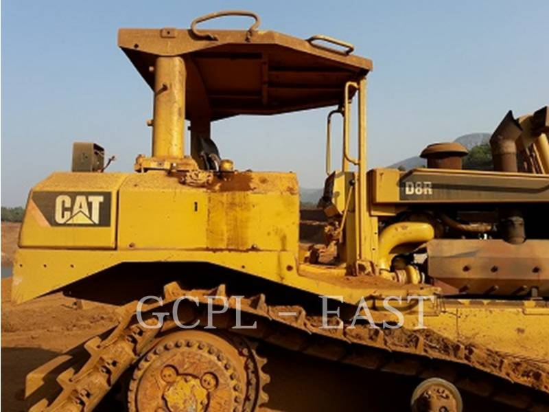 CATERPILLAR 履带式推土机 D8RLRC equipment  photo 12