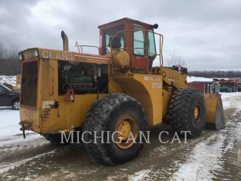 MICHIGAN CHARGEURS SUR PNEUS/CHARGEURS INDUSTRIELS 175B-GM equipment  photo 3