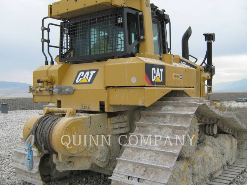 CATERPILLAR CIĄGNIKI GĄSIENICOWE D6T LGP equipment  photo 2